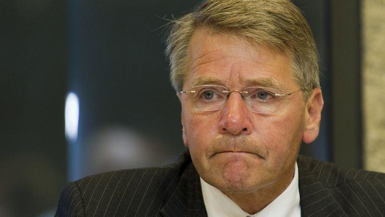 Piet Hein Donner, minister van Sociale Zaken. Beeld ANP
