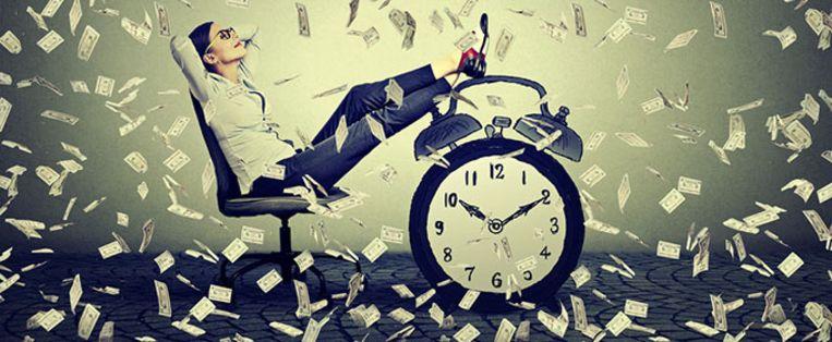 45a39641028 5 voor- en nadelen van deeltijds werken | vacature.com | Geld | HLN