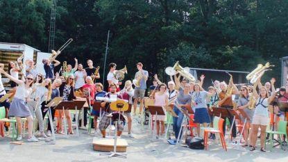 Harmonieorkest De Nachtegaal pakt uit met 'muzathon' voor De Warmste Week