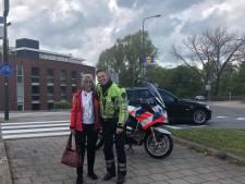 Vuilnismannen redden vrouw (81) uit penibele situatie in Maarssen