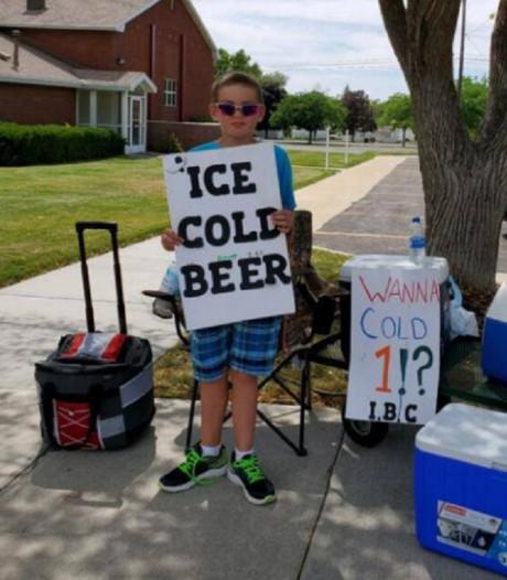 La stratégie marketing géniale de cet enfant pour vendre ses limonades