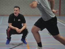 Mike de Kraker uit Vlissingen streeft het hoogste na in basketbal