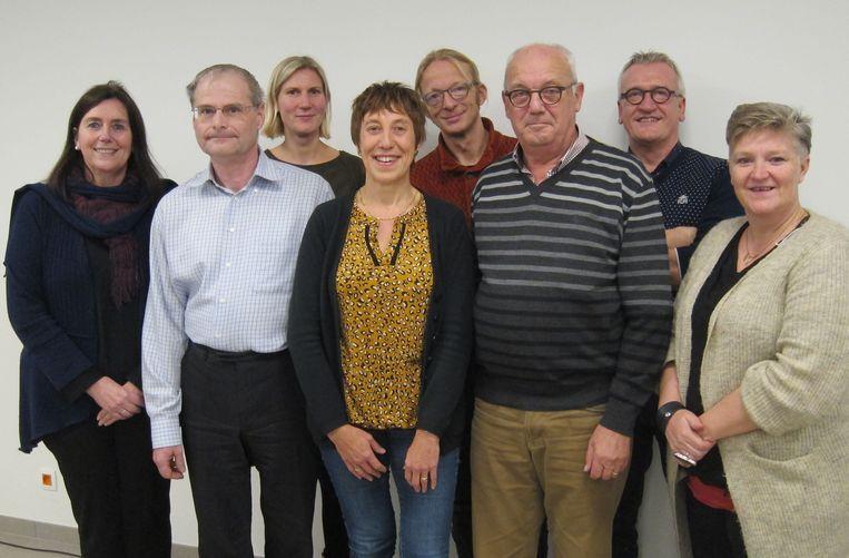 De nieuwe Cultuurraad bestaat uit Maria Van Keer, Luc Vermeiren, Yoko Van Praet, Carla Renneboog, Patrick Lelie, Walter De Rop, Rudy Putteman en Sofie Smets.