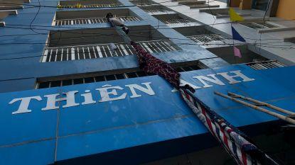 Minstens 13 doden bij appartementsbrand in Vietnam