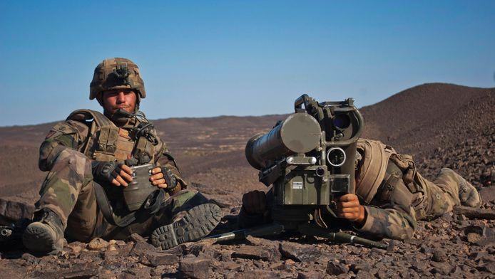 Soldats français au Mali (archives)