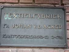 Failliete Gemertse textielfabriek Van den Acker nu in handen veilingkantoor
