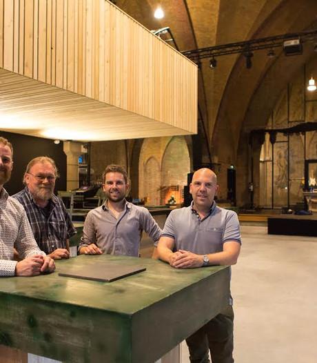 Oostelbeers kan zien hoe je van een kerk een dorpshuis maakt