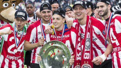 Titel nummer 24 voor PSV