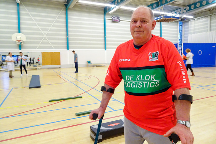 Het NEC Parateam staat open voor mensen met een amputatie of een andere fysieke beperking.