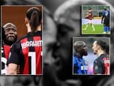 Dit is waarom Zlatan en Lukaku als briesende stieren tegenover elkaar stonden: 'Ga die voodooshit van je doen'