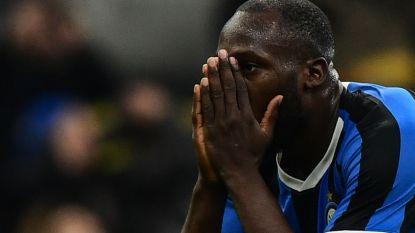 Niet het avondje van Lukaku, Barella schenkt Inter met fantastische krul dan maar zege