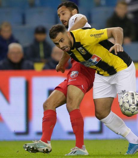 Tegenvaller voor Vitesse: Tannane tot winterstop uit de roulatie