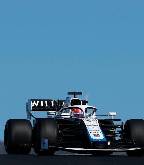 Formule 1-team Williams houdt vast aan Russell en Latifi