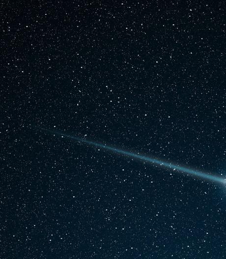 'Zo'n grote vuurbal!' Fel licht boven Brabant kwam waarschijnlijk van ruimtesteen van één centimeter