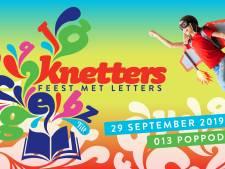 Tilburg: veel kinderboekenschrijvers bij Knetters