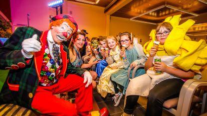 Doldwaas kindercarnaval in De Stille Meers