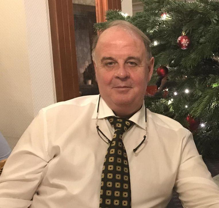 Mario Van Den Bossche overleed gisterochtend aan een zwaar hartinfarct.