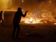 Gewonden en arrestaties bij nieuwe rellen Barcelona
