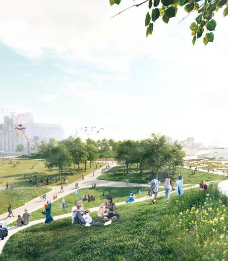 Groene (en dure) stadsprojecten vallen bij de gemeenteraad in goede aarde