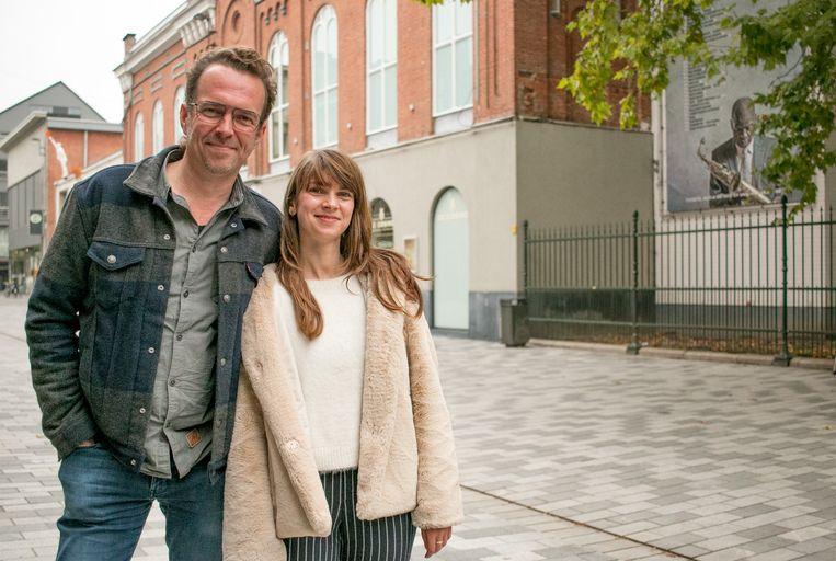 """Steven Verschoore en Ine De Jonge van concertorganisator De Casino: """"In het najaar trekken we resoluut de Belgische kaart."""""""