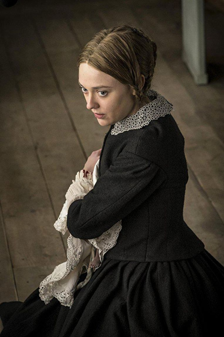 Dakota Fanning in Brimstone, de beste film van het jaar? Beeld