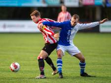 Uitslagen amateurvoetbal Apeldoorn e.o. zondag 15 december