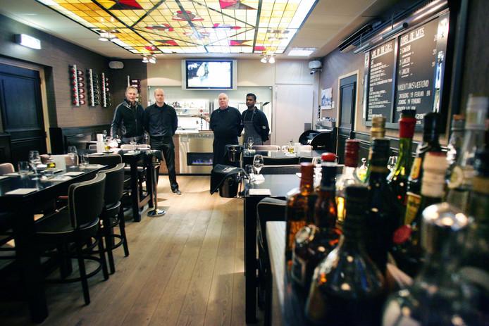 Restaurant De Wits in Rijswijk.