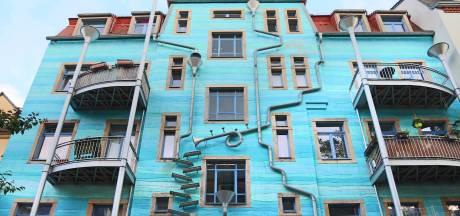 Het Duitse Dresden: als het virus zich koest houdt genieten de mensen van hun Aperol Spritz