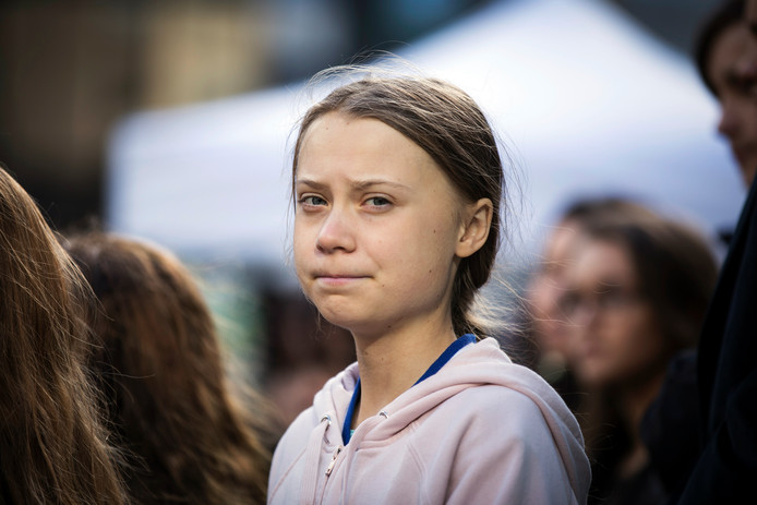 Greta Thunberg in Vancouver