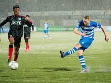 PEC Zwolle op jacht naar primeur tegen Heerenveen