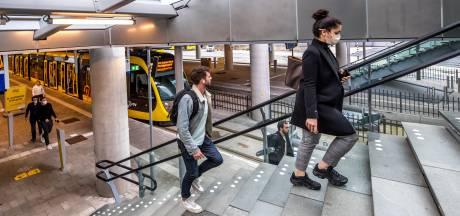 Dit is de mysterieuze trap van 2 miljoen euro in het Utrechtse stationsgebied