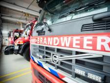 Brandweer gaat oefenen in de Kerkstraat in Leerdam