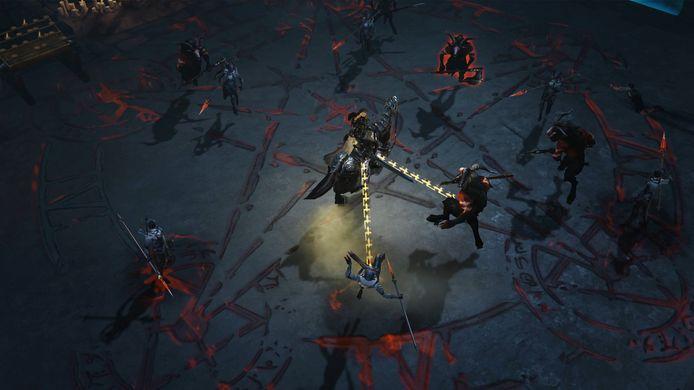 Screenshot uit 'Diablo Immortal'.