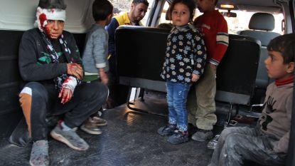 Minstens 19 burgers, onder wie zes kinderen, omgekomen bij regimeaanvallen in Idlib