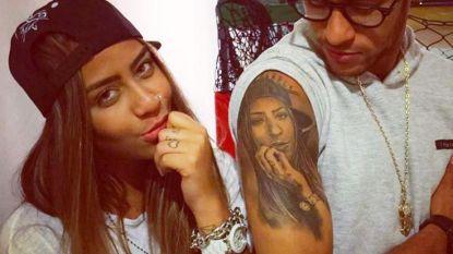 De broer/zus van (deel 1)... Neymar : Rafaella Beckran, internethit en grootste fan van haar broer