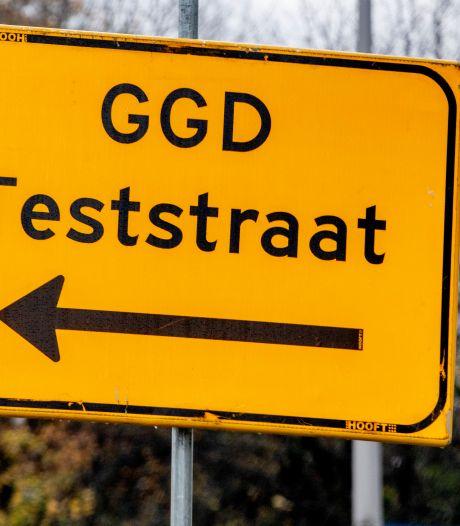 Daling van aantal positieve coronatesten in Twente; een nieuw sterfgeval gemeld
