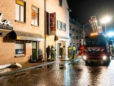 Rook in dansschool Minneboo in Oosterhout door brandende pijp van onderburen