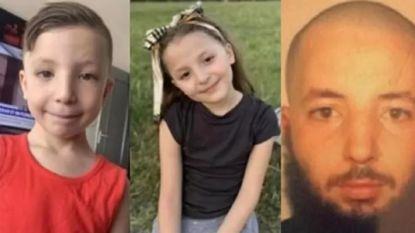 Broer (6) en zus (7) veilig en wel teruggevonden na gewelddadige ontvoering door vader