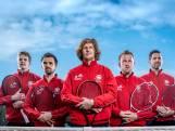 Tennissers MLTC eindigen als runner-up, De Schelde speelt zich veilig