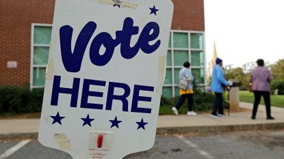 Amerikanen historisch enthousiast voor tussentijdse verkiezingen: nu al meer dan 29 miljoen stemmen uitgebracht