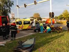 Eenzijdig ongeval op Berenkuil in Eindhoven