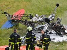 Personeel Breda Airport hield minuut stilte voor omgekomen piloot (62) uit Goes