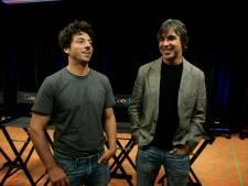 Google-oprichters Brin en Page doen stap terug bij moederbedrijf Alphabet