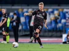 Simon Kjaer officiellement joueur de l'AC Milan
