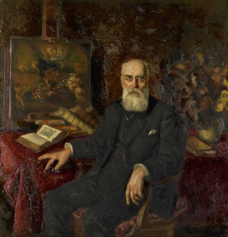 Barthold van Riemsdijk (1897-1922). Beeld Rijksmuseum