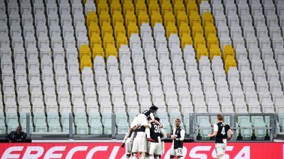 Straks in heel Europa lege tribunes?