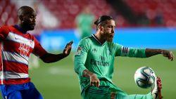 LIVE. GOAL! Droomstart voor Real Madrid dankzij heerlijk doelpunt Mendy