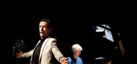 Thuiswedstrijd voor musicalster Marijn Brouwers in De Eendracht in Gemert