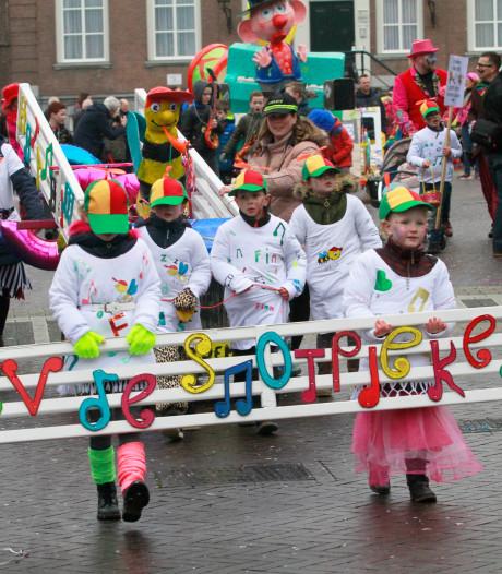 Toekomst carnaval Etten-Leur laat zich zien in kinderoptocht