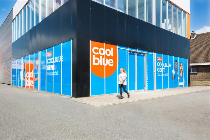 De fysieke winkel komt langs de Antwerpsesteenweg te liggen